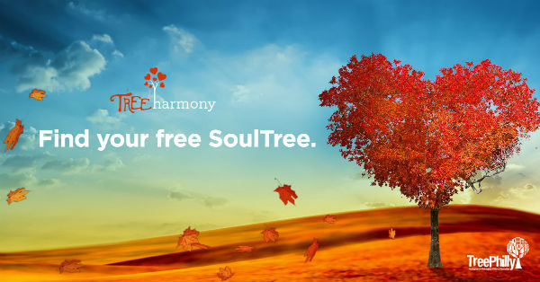 Find your SoulTree at TreeHarmony.org.